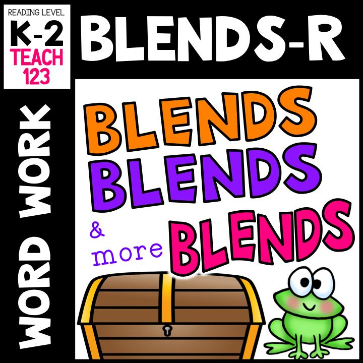 Blends - R