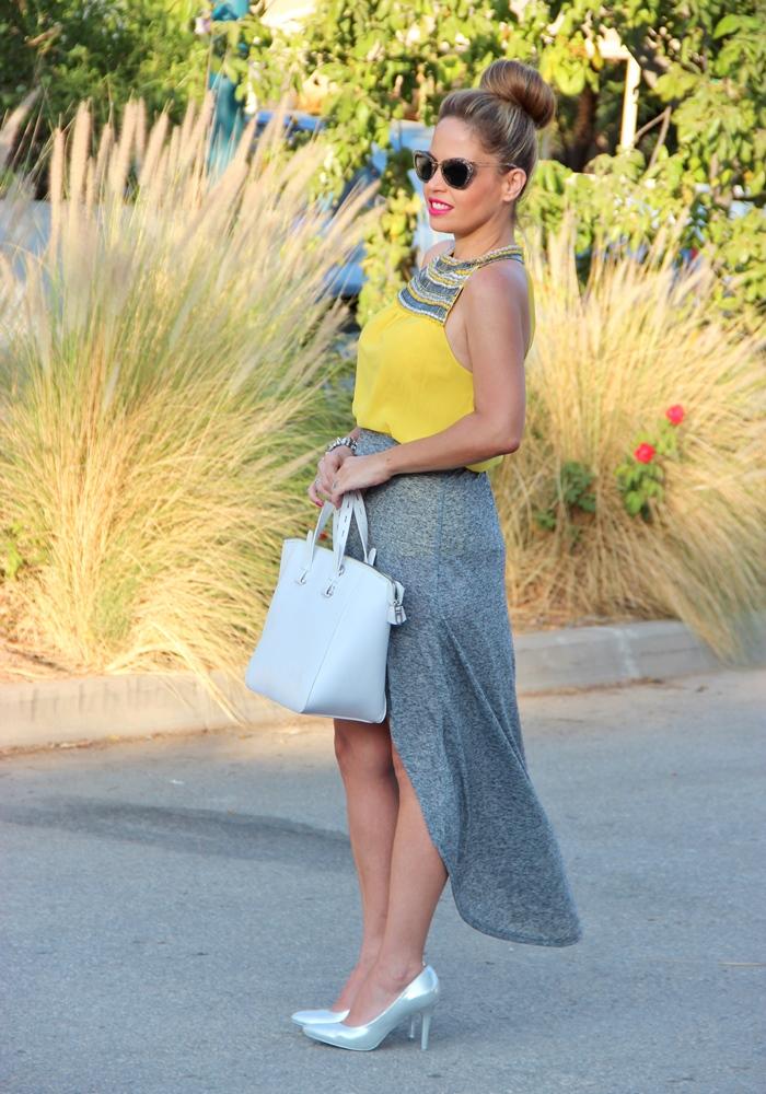 בלוג אופנה Vered'Style בסיס אפור