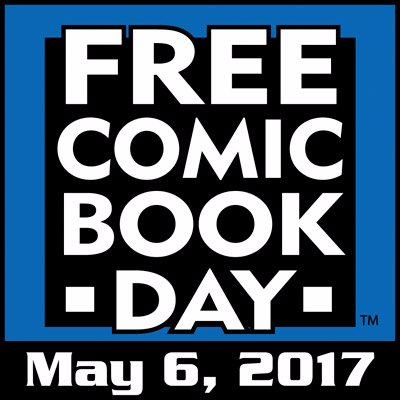 Be Sure to Visit Our Shop<br>on Free Comic Book Day!
