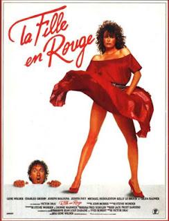 Người Đàn Bà Áo Đỏ - The Woman In Red