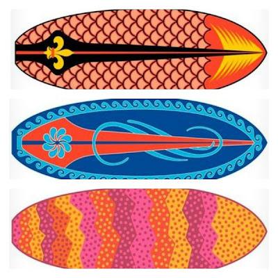 surfboard rugs