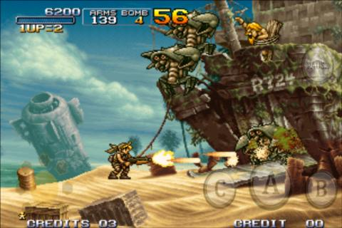 Download Metal Slug 3 Apk free Full - Game Android