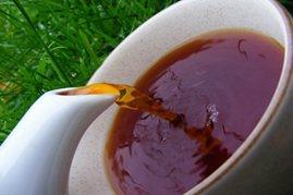 الشاي يخفض ضغط الدم