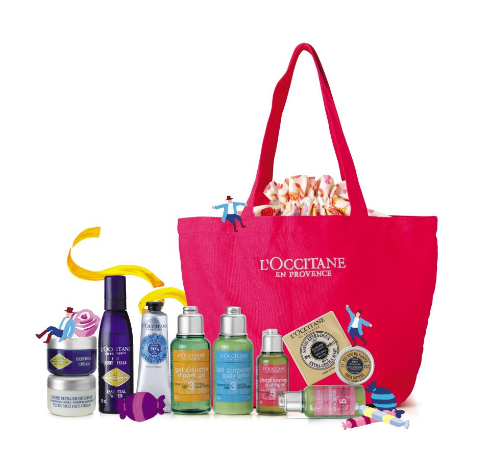 Here Are The Holiday Sets Available In Loccitane Malaysia I Figured This Might Be A Good Guide For Seasonal Gift Buying Sprees