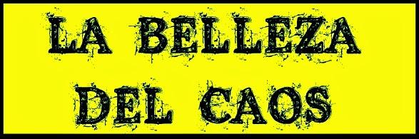 LA BELLEZA DEL CAOS