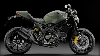 2012 Ducati Monster Diesel
