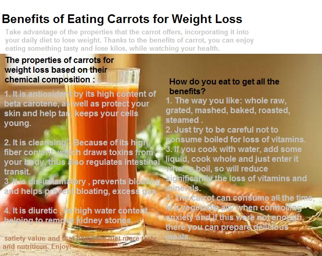 Mazy Loss Carrot For Weight Loss The Best Healthy Diet