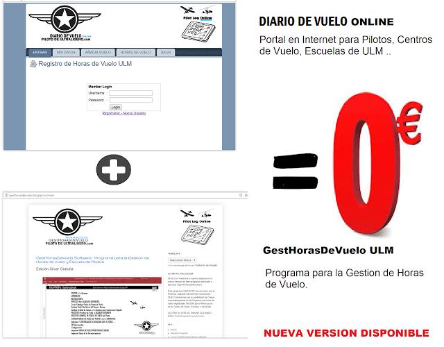 DIARIO DE VUELO ULM ONLINE