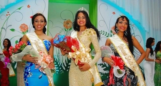 Franciany Taveras, nueva Reina Santa Ana 2014