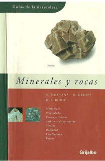 Guias de la naturaleza Minerales y Rocas Grijalbo