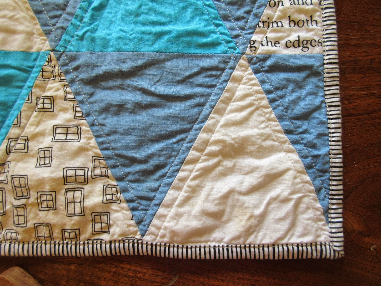 Small quilt project