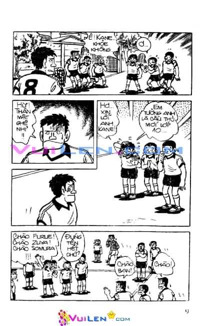 Jindodinho - Đường Dẫn Đến Khung Thành III  Tập 4 page 9 Congtruyen24h