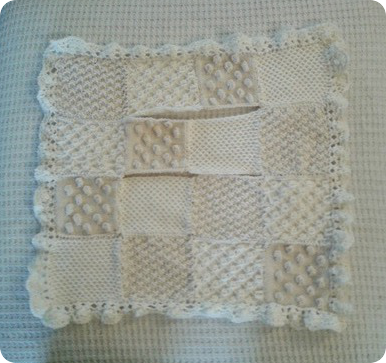 Free Online Knitting Patterns For Baby Blankets : Stratagem addict - online knitting patterns