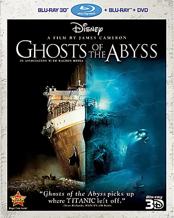 Ghosts of the Abyss 2003 Hindi Dubbed Dual BRRip 300mb