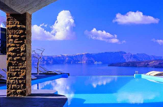 Santorini (Grecia) - Astarte Suites 5* Lux - Hotel da Sogno