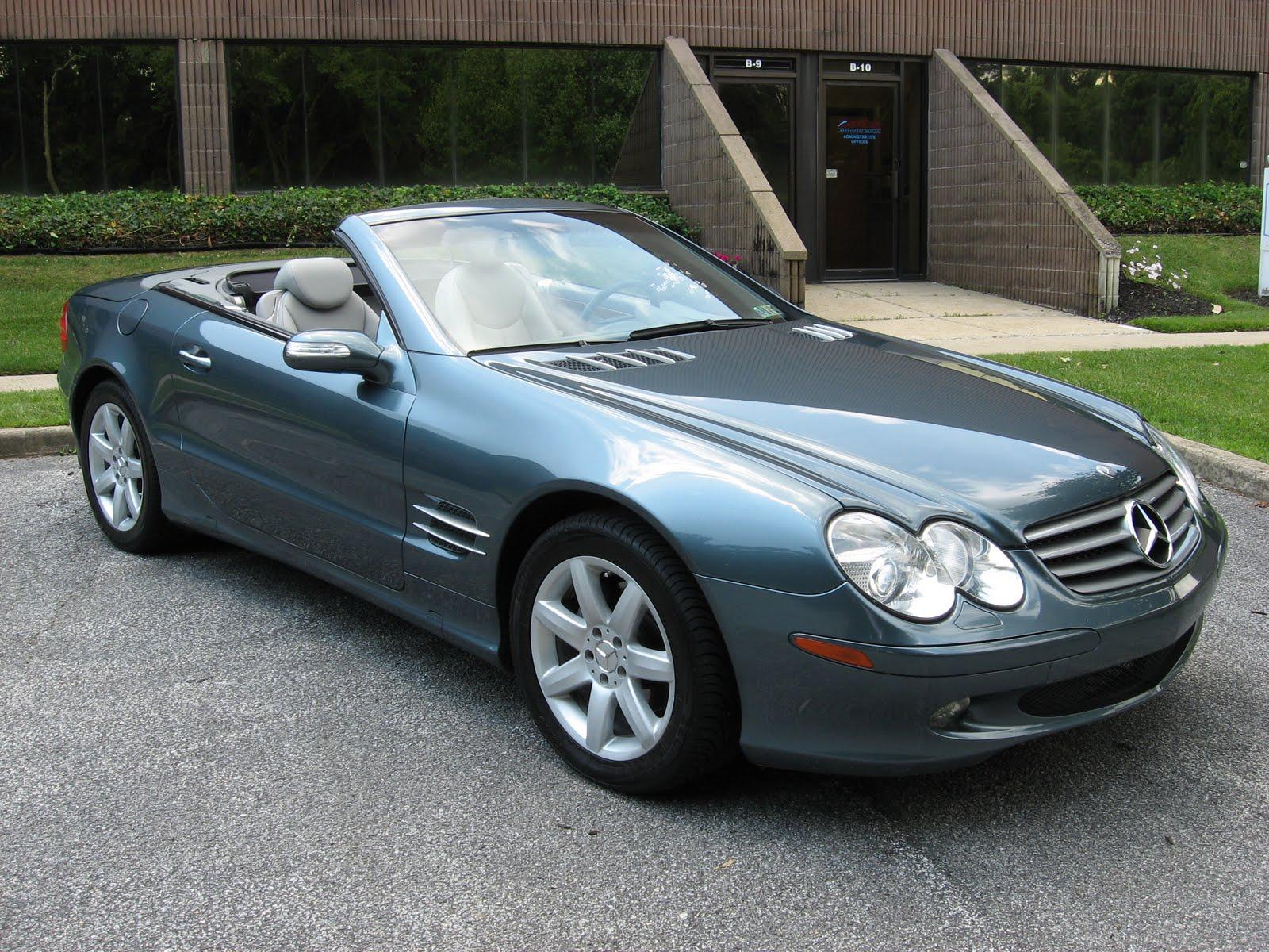 Pumpkin fine cars and exotics 2004 mercedes benz sl500 for 2004 mercedes benz sl500