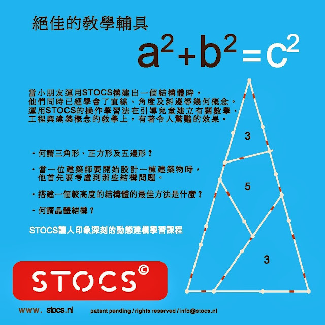 STOCS 絕佳的教學輔助教具