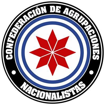Formamos parte de la Confederación de Agrupaciones Nacionalistas