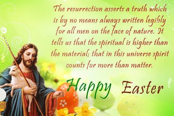 happy easter 2014 quotes