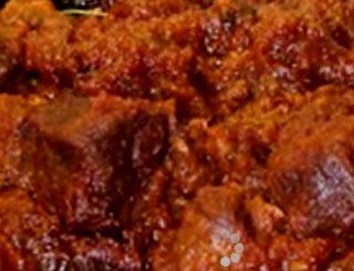 Resep Rendang Padang Daging Sapi