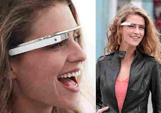 Kacamata Masa Depan Google