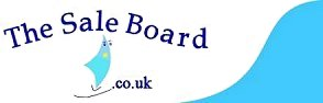The Sale Board for Shopping and Business