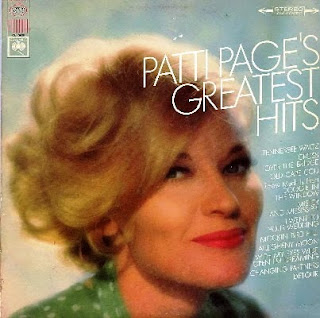 Patti Page - Patti Page's Greatest Hits (1966)