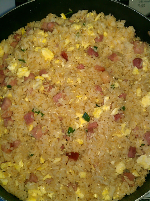 Fried Rice - Recipes from Scratch