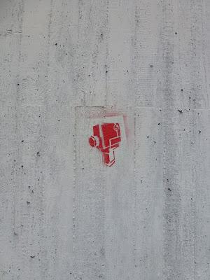 Streetart, Urbanart, Stencil
