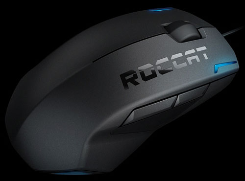 Roccat Kova Gaming Mouse Macro Sandyta Puter And