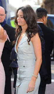 Jennifer Metcalfe at the TRIC Awards