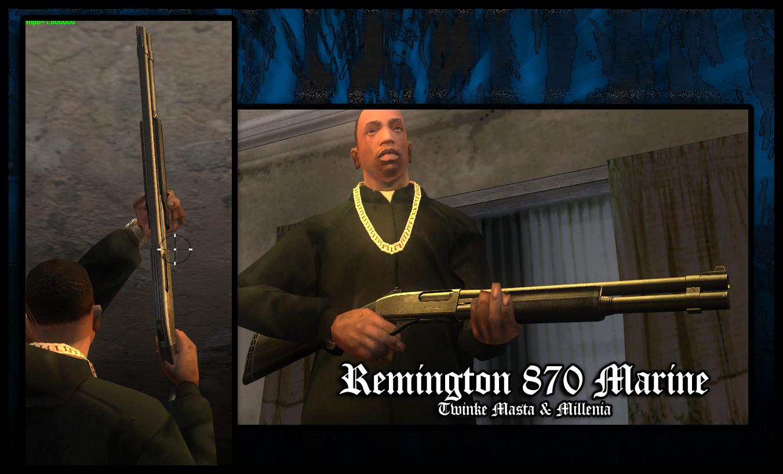GTA SA Millenias Weapon Pack PlayMods
