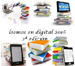 II Edición Reto Leemos en Digital