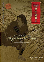 Cover of Across the Nightinal Floor: Journey to Inuyama by Lian Hearn