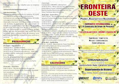 http://www.novoportal.unemat.br/?pg=noticia/7894/Fronteira%20Oeste%20%E9%20tema%20de%20evento%20internacional%20que%20acontecer%E1%20na%20Unemat