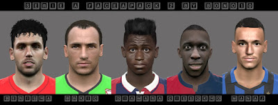 PES 2016 SERIE A FACEPACK 3 BY BONO10