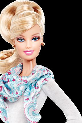 imagen de la barbie: