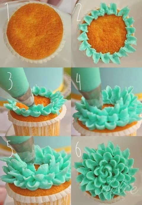 Cupcake Decoration crafts diy crafts