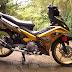 Modifikasi Motor Yamaha Jupiter Mx 2014