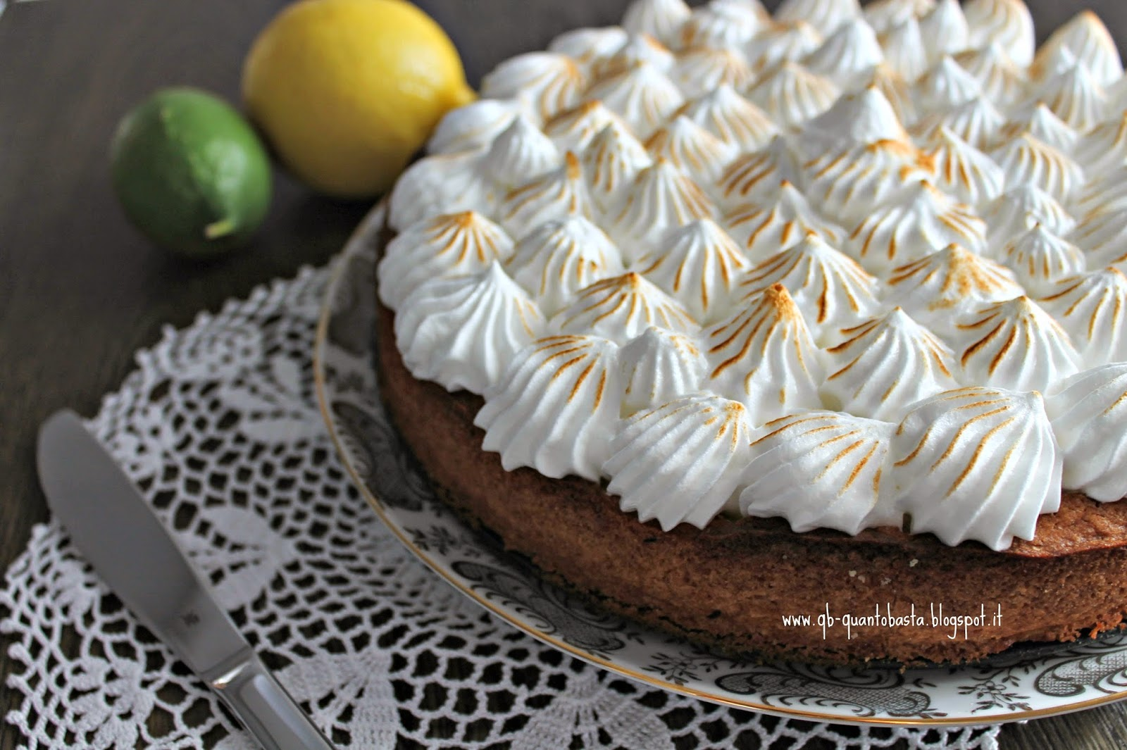 Q.b. - Quanto Basta.: Lemon Meringue Pie