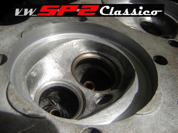 Restauração motor do Volkswagen SP2_2