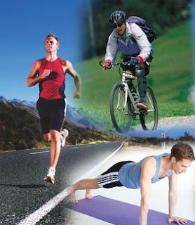 Gambar Olahraga yang dapat menurunkan berat badan