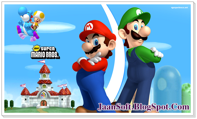 Super Mario Bros: In First Person 2015 PC Game Download