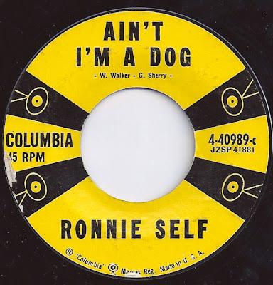 Ronnie Self - Aint I\'m A Dog - Rocky Road Blues