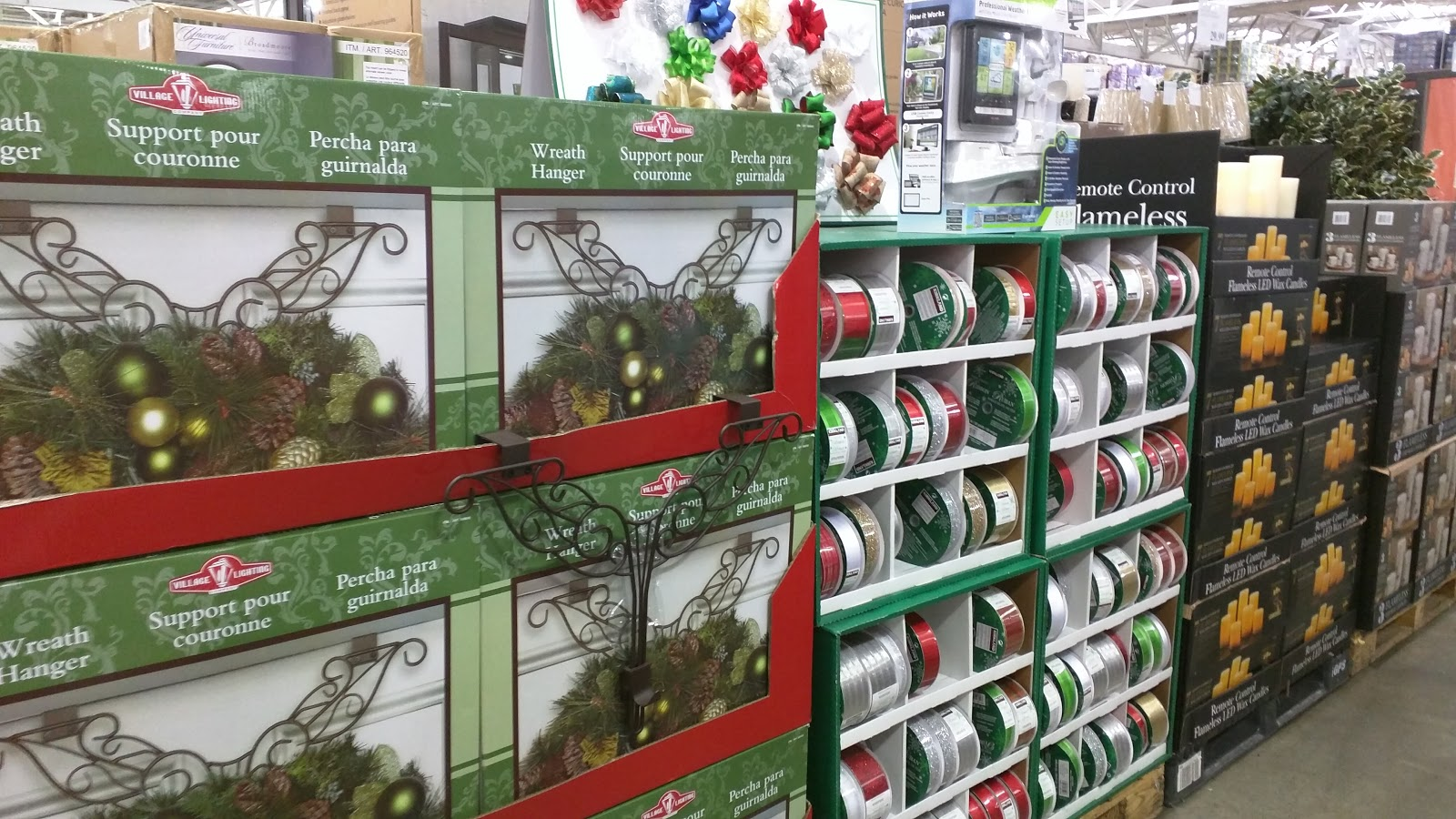 JakeParrillo.com: Costco Christmas Creep - Hits In August 2015