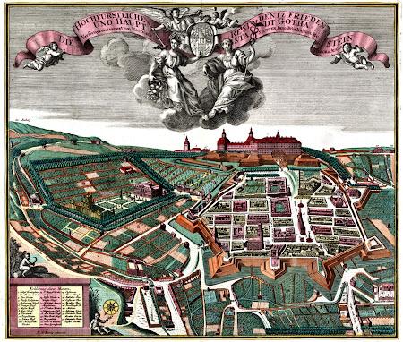 Gotha um 1738