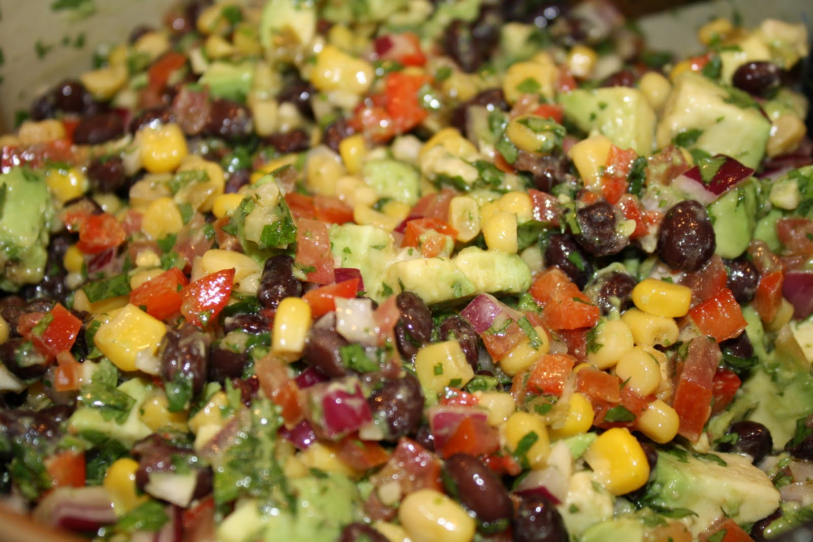 Texas Caviar With Avocado Recipes — Dishmaps