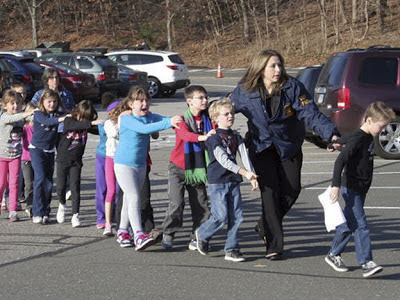Worst school shootings in United States leaves 27 people killed most of them children
