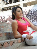 Trisha Glamorous Photos from Dammu Movie-cover-photo