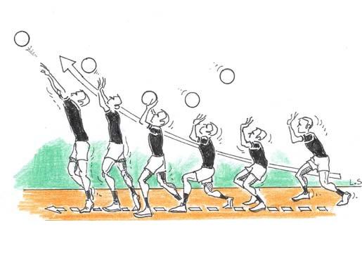 10 exercícios para treino físico-técnico de voleibol